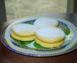 Alfajores (biscuits à la farine de maïs)