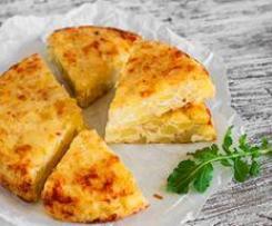 Variante Tortilla aux pommes de terre