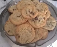 Mes cookies moelleux