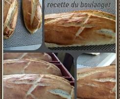 Baguettes de mon boulanger