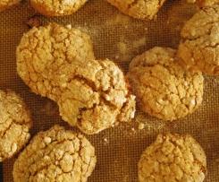 Macarons marocains ou Ghoriba