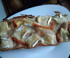 lasagnes aux légumes (+ viande éventuellement)