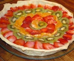 La tarte aux trois couleurs