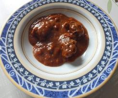 sanglier à la sauce tomate