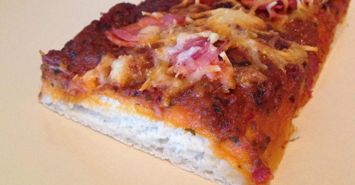 P te pizza paisse par wiboubou une recette de fan retrouver dans la cat gorie tartes et - Recette pate a pizza italienne epaisse ...