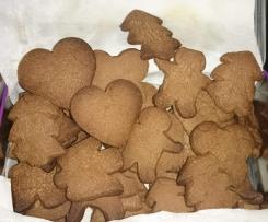 Les sablés de Noel au chocolat Nesquik