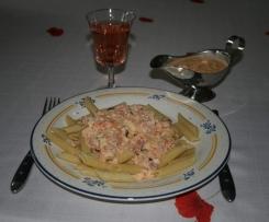 Sauce onctueuse à la tomate