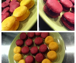 Macarons Tout au Thermomix !!!