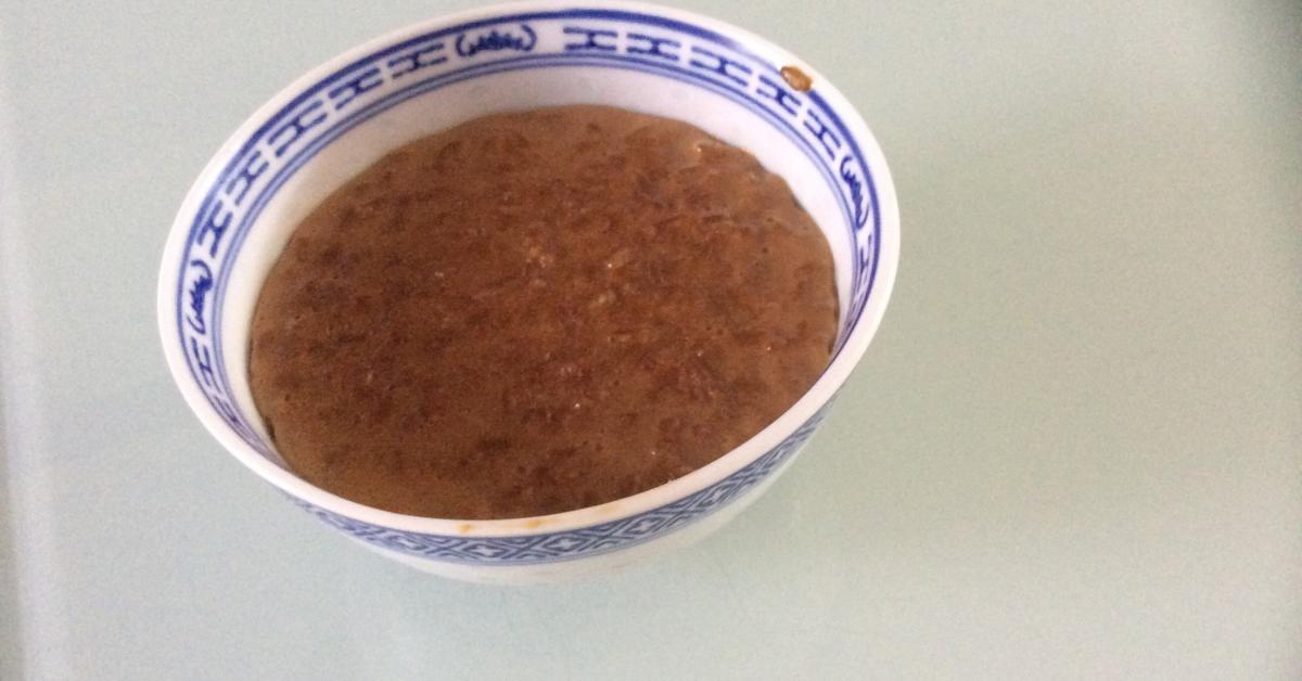 riz au lait de soja au caramel by bergamotte54 on www espace recettes fr