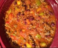 Chili con carne ww