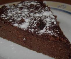 Fondant au chocolat et au potimarron