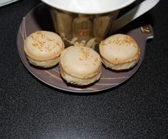 recette de macarons