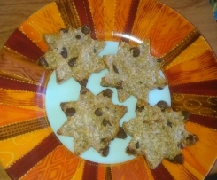 Petits biscuit Etoile