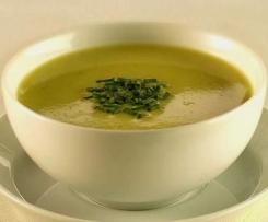Soupe légumes verts (Crocodile)