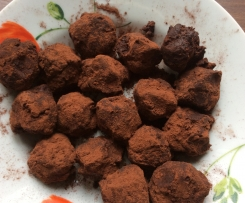 Truffes au chocolat (recette facile)