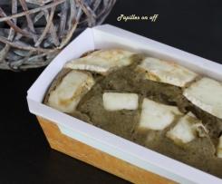 Clafoutis de fondue de poireaux au brie