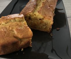 Cake à l'abricot