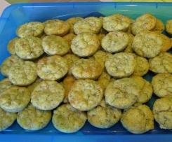 Mini-bouchées apéritif Jambon/Champignons