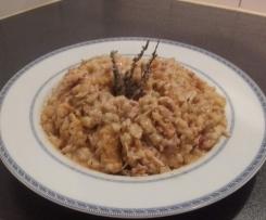 Risotto crémeux Poulet/Poivrons/Tomate