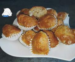 Muffins salés - comté noix amandes olives