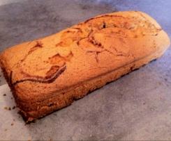 Cake marbré moelleux