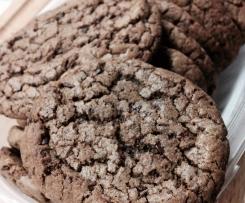 Cookies moelleux au chocolat et beurre salé
