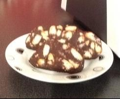 Saucisson de biscuits
