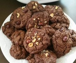 COOKIES TOUT CHOCO-NOISETTES
