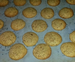 Cookies aux figues