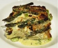 Lasagne aux légumes d'été - recette de Jamie Oliver que j'ai adaptée au TM5