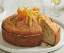 Gâteau ricotta et citron