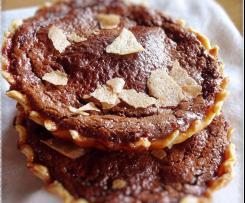 Tartelettes au chocolat et au caramel