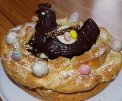 Paris-Brest de Pâques au praliné