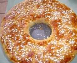 La galette des rois sans gluten de Mamie Sosso