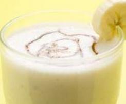 Smoothie banane simple