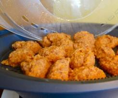 Boulettes de sarrasin vapeur végétariennes