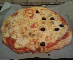 Pizza de Mimi