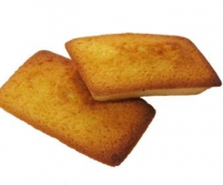 Financiers aux speculoos