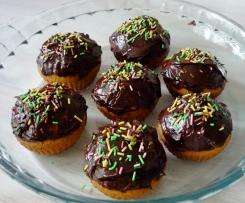 Cupcakes choco/noisette