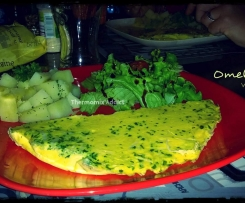 Omelette au varoma