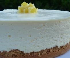 Variante Cheesecake citron ananas