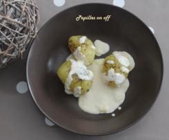 Pommes de terre suédoises à la crème de gouda