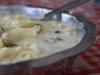 Tagliatelles au citron et olives