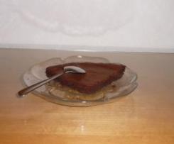 Gâteau ultrafondant au chocolat