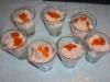 Spécial fêtes - Mousse de saumon fumé en verrine (apéritif)