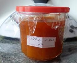 confiture abricot-épices