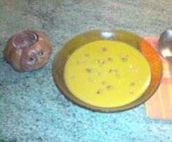Douceur de butternut à la châtaigne