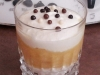 Trifle mousse coco et ananas