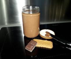 Pâte à tartiner chocolat speculoos