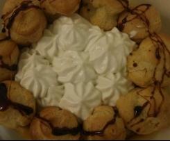 Saint-Honoré sans Gluten et sans lactose